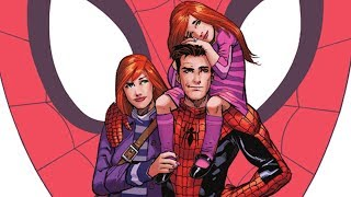 """There's this amazing """"new"""" comic book series out there called Spider-Man: Renew Your Vows, where the old web-head continued to be married to Mary Jane Watson-Parker and the two have a daughter, Anna May Parker. I'm really, really into it. Let me tell you why.These are my reasons as to why you should read this if you're an MJ fan. I might be bit bias about the whole thing, being an old fan, and the fact that I don't buy too many comics these days also doesn't help: I'm obviously not who Marvel comics should be worried to please, but, whatever, this is my opinion."""