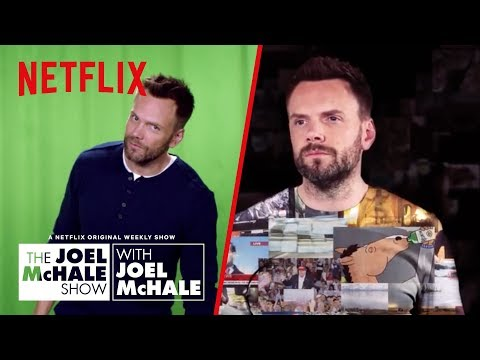 The Joel McHale Show with Joel McHale Trailer