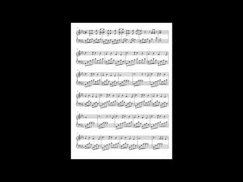 Of Monsters and Men - King and Lionheart (Piano cover) WITH SHEET MUSIC