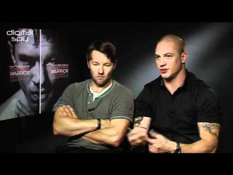 Tom Hardy, Joel Edgerton: 'We broke bones for Warrior' (видео)