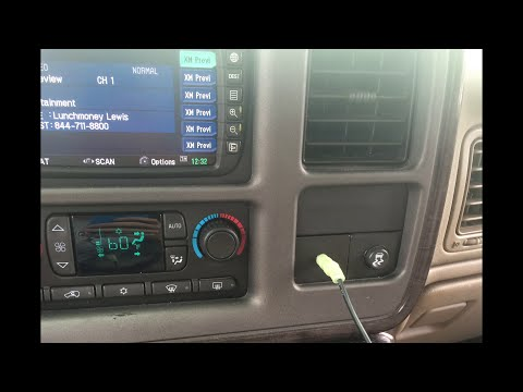 How To: Install A $3 AUX Input To Your Car