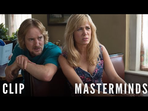 Masterminds (Clip 'I Said Run')