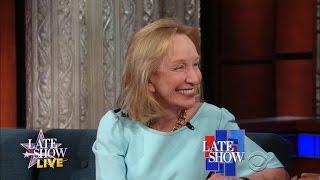 Doris Kearns Goodwin and Hillary Clinton Had A Sleepover at The White House