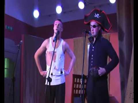 Kabaret Bes Szans - Piraci (18+)