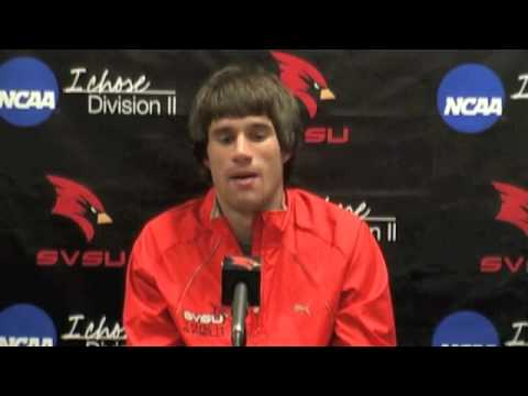 SVSU Men's Cross Country - Tyler Noble