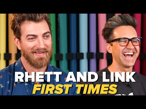 Rhett And Link Tell Us About Their First Times