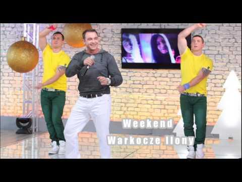 Tekst piosenki Weekend - Warkocze Ilony po polsku