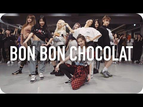 Bon Bon Chocolat - EVERGLOW / Lia Kim X Minyoung Park Choreography with EVERGLOW - Thời lượng: 4 phút, 50 giây.