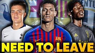 10 Players Who Deserve A BIG Transfer! by Football Daily