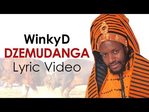 Winky D - Dzemudanga (Lyric Video)