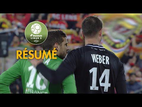 RC Lens - Stade Brestois 29 ( 2-1 ) - Résumé - (RCL - BREST) / 2018-19