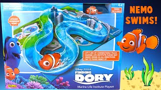 Nonton Finding Dory Marine Life Institute Playset Toy   Watch Nemo Swim In Real Water  Film Subtitle Indonesia Streaming Movie Download
