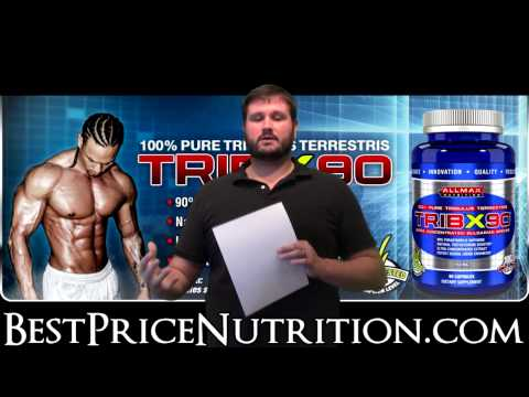 TribX90 Review from Allmax Nutrition