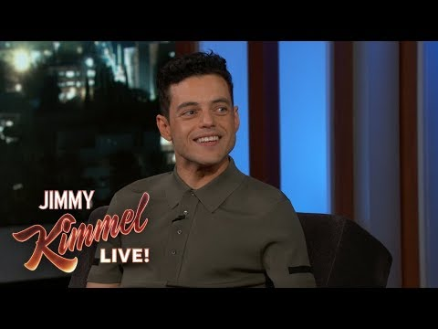 Rami Malek On Final Season Of Mr. Robot & James Bond Rumors