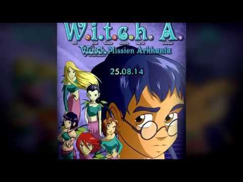 W.i.t.c.h. - Mission Arkhanta [Season 3 Trailer]