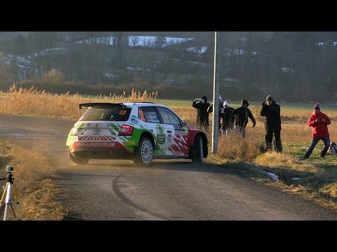 Vídeo tras la salida de pista de Kremer los aficionados se unen para que continúe el WRC MonteCarlo 2016