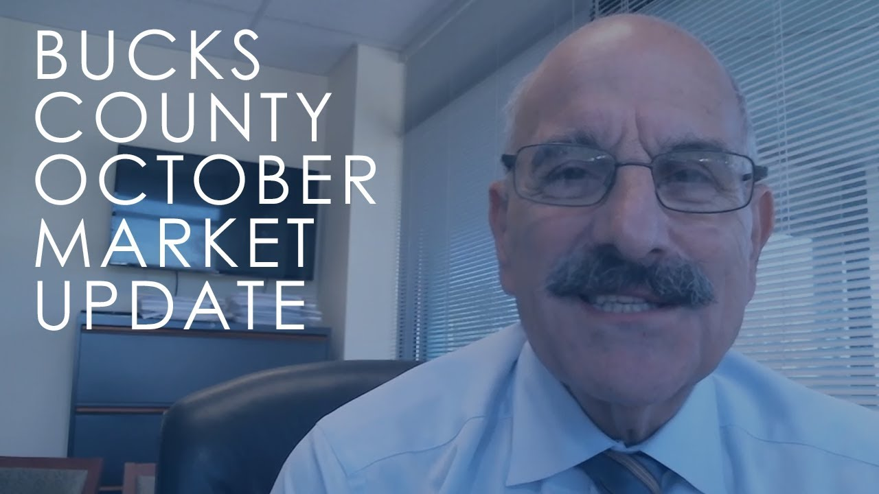 Whats Going on in the Real Estate World of Bucks County?