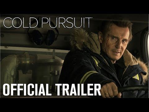 He's hot on the trail #ColdPursuit