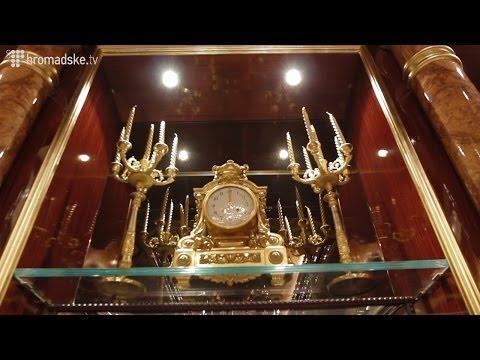 Резиденція Януковича в Межигір'ї (видео)