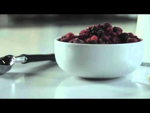 Video: Stolní mixér Jupiter NUTRIMIX 801100