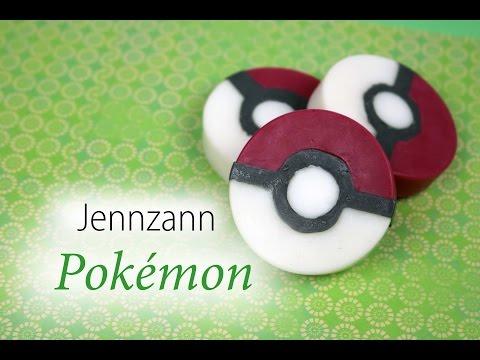 DIY Pokémon tvål!