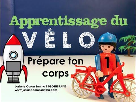 Comment apprendre le vélo à deux roues?