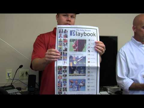 the Daily Record - Sports Editor Aaron Dorksen and Sportswriter Mike Plant give readers of The Daily Record a glimpse into the football preview that will be included in Thursda...