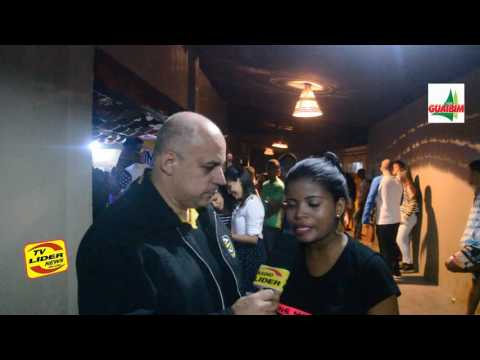 Aline Moraes e banda dá show no III impacto jovem em Mutuípe