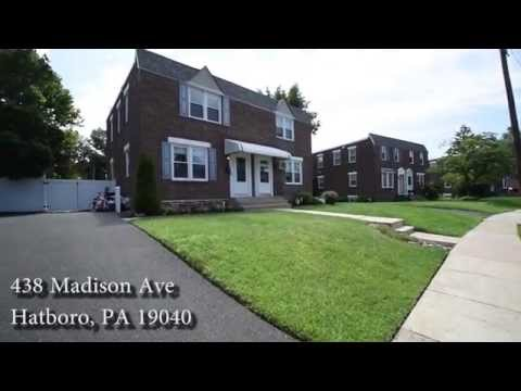 Find You Way Home to 438 Madison Ave Hatboro PA 19040