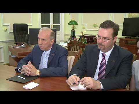 Președintele Republicii Moldova Igor Dodon a avut o întrevedere cu Ambasadorul Extraordinar şi Plenipotenţiar al SUA în Republica Moldova, E.S. James D. Pettit
