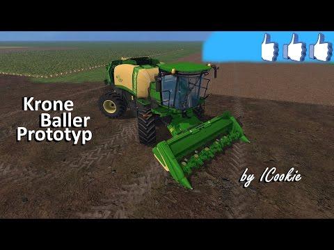 Krone Baler Prototype v2.1