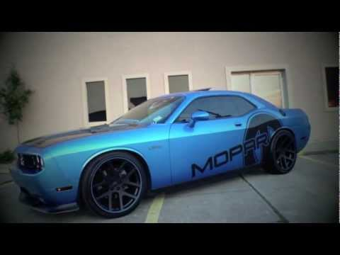 Dodge Challenger Dodge Challenger Dual Halo Installation by Advanced Automotive Concepts