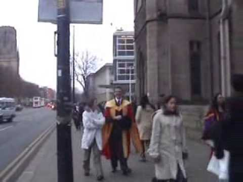 Graduation Day - The University of Manchester - 2005
