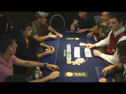Danube Poker Masters 5: Main Event Hand #009_Legjobb videk: Pker