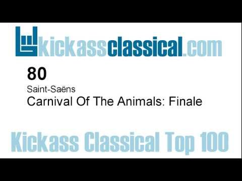 Kickass Classical Top 100 – Classical Music Best Famous Popular
