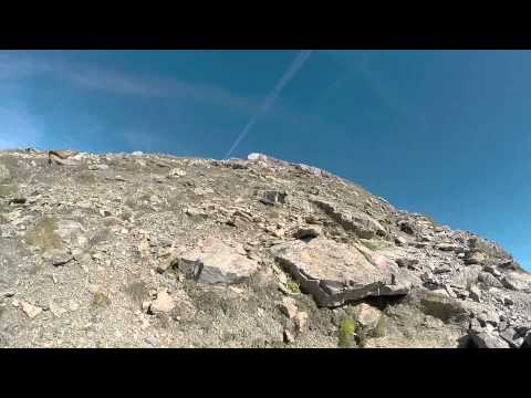 Serles Gipfel 2014 09 28 (видео)