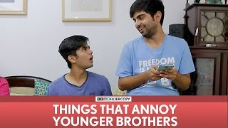 Video FilterCopy | Things That Annoy Younger Brothers | Ft. Akash Deep Arora MP3, 3GP, MP4, WEBM, AVI, FLV Oktober 2018