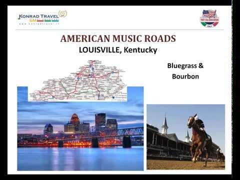Video AMERICAN MUSIC ROADS.. extended version: le città della musica americana (26 GENNAIO 2015)