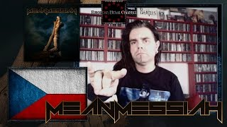 "Video MEAN MESSIAH -Hell- on ""European Metal Channel"""
