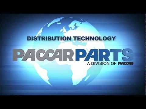 PACCAR Parts Distribution Technology