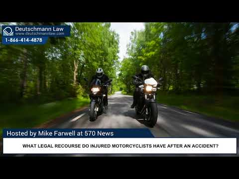 Motorcycle Safety - Deutschmann Law