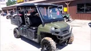 2. 2012 Polaris Ranger Crew Diesel