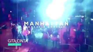 GITA CINTA duet romantis GERRY ft JIHAN AUDY - MANHATTAN