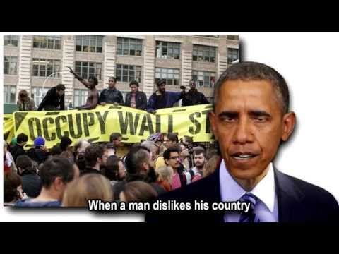 When a Man Dislikes His Country – Obama sings (Rush Limbaugh Satire)