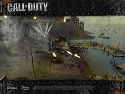 Call of Duty Red Square (Soundtrack)