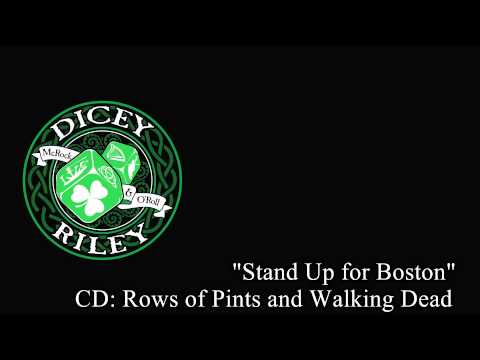DICEY RILEY Stand Up for Boston w/lyrics