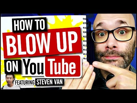 How To Grow A YouTube Channel Fast In 2017