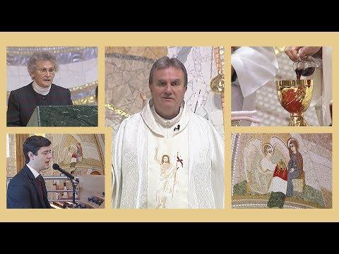 2020-04-12 2020-04-12 Húsvétvasárnapi szentmise a Gazdagréti Szent Angyalok Plébánián