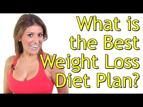 What is the Best Weight Loss Diet Plan to Lose Weight Fast?