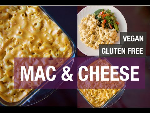 HEALTHY THANKSGIVING  RECIPES | VEGAN MAC AND CHEESE | GLUTEN FREE PASTA | CLEAN EATING